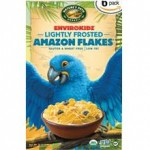 Natures Path Gluten Free Amazon Flakes Lightly Frosted Cereal