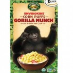 Natures Path Gluten Free Corn Puffs Cereal