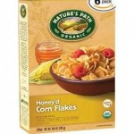 Natures Path Gluten Free Honeyd Corn Flakes Cereal