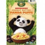 Natures Path Gluten Free Peanut Butter Panda Puffs Cereal