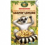 Natures Path Gluten Free Peanut Butter Chocolate Lemurs Cereal