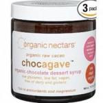 Organic Nectars Gluten-Free Chocolage Dessert Syrup