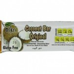 Oskri Gluten-Free Coconut Bar Original