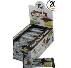 Oskri Gluten-Free Coconut Dark Chocolate Bar
