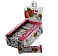 Oskri Gluten-Free Coconut Strawberry Bar