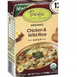 Pacific Natural Foods Gluten-Free Chicken Wild Rice Soup