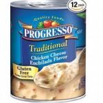 Progresso Gluten-Free Chicken Cheese Enchilada Soup