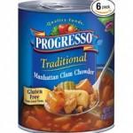 Progresso Gluten-Free Manhattan Clam Chowder Soup