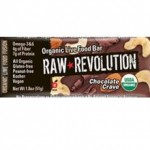 Raw Revolution Organic Chocolate Crave Bar