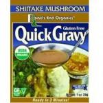 Road's End Organics Mushroom Gravy Mix