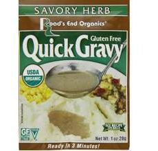 Road's End Organics Savory Herb Gravy Mix
