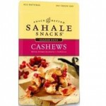 Sahale Snacks Gluten-Free Glazed Cashews