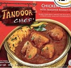 Tandoor Chef Gluten-Free Chicken Curry wRice