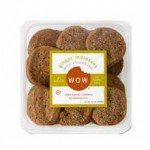 WOW Gluten-Free Ginger Molasses Cookies