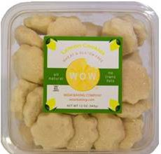 WOW Gluten-Free Lemon Cookies