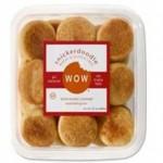 WOW Gluten-Free Snickerdoodle Cookies