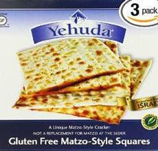 Yehuda Gluten-Free Matzo Squares