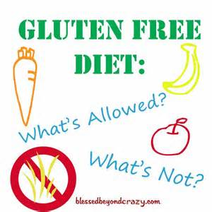 Gluten-Free Diet What's Allowed What's Not