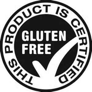 This Product Is Certified Gluten Free with Checkmark