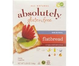Absolutely Gluten-Free Flatbread