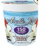 Arctic Zero Gluten Free Frozen Dessert Maple Vanilla
