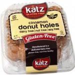 Katz Gluten-Free Cinnamon Donut Holes