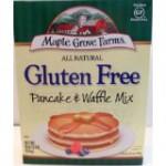 Maple Grove Farms Gluten-Free Pancake-Waffle Mix