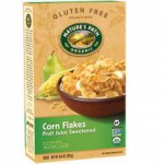 Natures Path Gluten-Free Corn Flakes Fruit Juice Sweetened