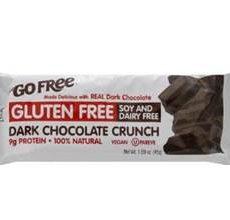 NuGo Free Gluten-Free Dark Chocolate Crunch