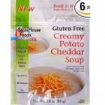 Store House Foods Gluten-Free Creamy Potato Chedder Soup