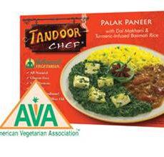 Tandoor Chef Gluten-Free Palak Paneer Frozen