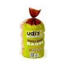 Udi's Gluten Free Whole Grain Bagel