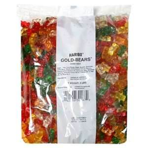 Haribo Gummi Bears Packaged