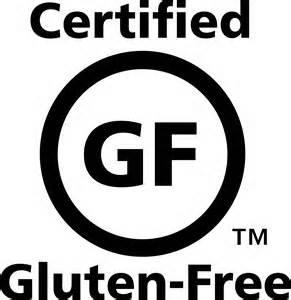 Gluten Free Certified Logo