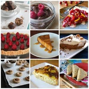 Gluten Free Nine Desserts