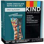 KIND Bars Dark Chocolate Nuts Sea Salt
