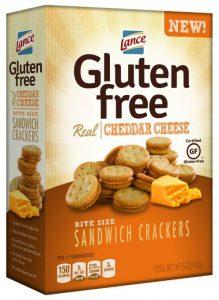 Lance Gluten Free Cheddar Cheese Sandwich Crackers
