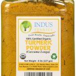 Indus Organic Turmeric Powder