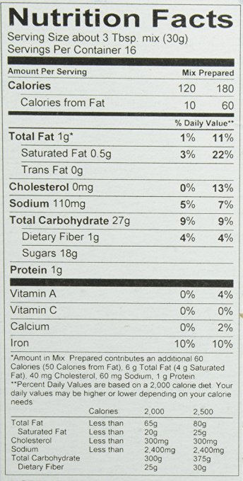 king-arthur-gluten-free-brownie-mix-nutrition-facts