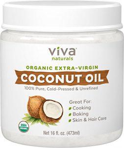 Viva Organic Extra Virgin Coconut Oil
