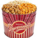 Popcornopolis Gourmet Popcorn 2 Gallon Tin