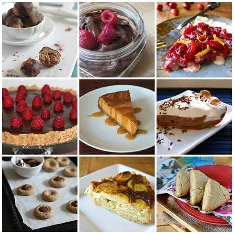 9 Gluten Free Desserts
